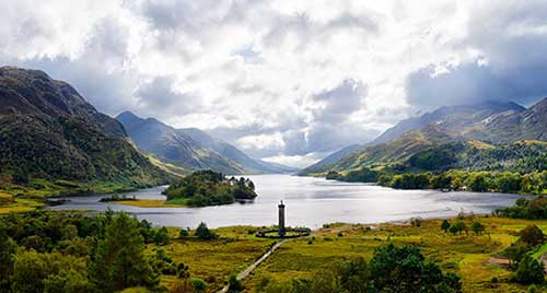 view Glenfinnan