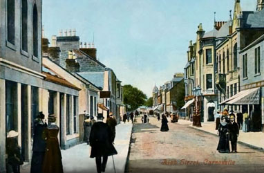 Carnoustie High Street