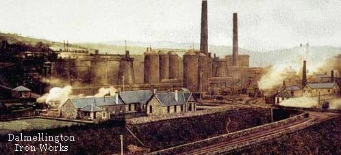 picture of Dalmellington Iron Works