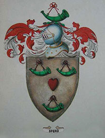 armorial bearings of Hunter of Burnside