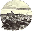 sketch of Broughty Ferry